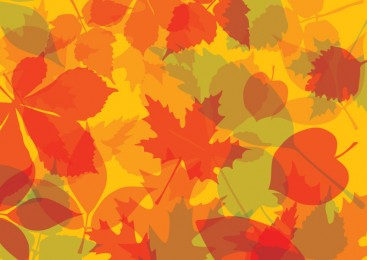 Autumn leaves background by superawesomevectors d7jxdjw